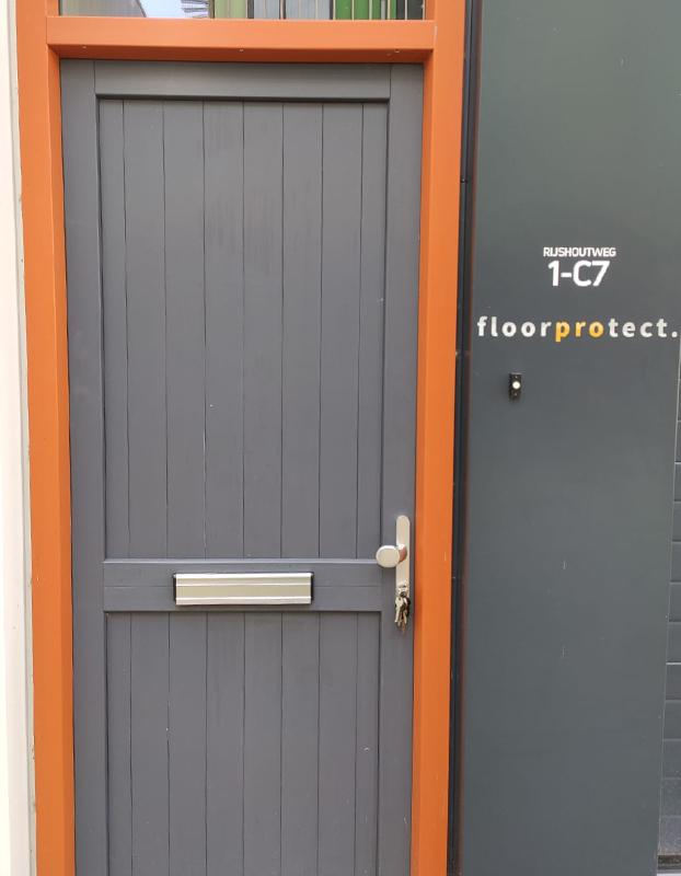 Bedrijfspand Floorprotect